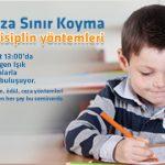 Çocuğunuza Sınır Koyma ve Pozitif Disiplin- Ücretsiz Seminer