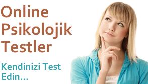 online psikolojik testler