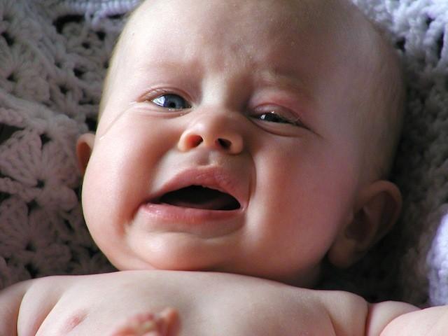 Bebekler de Depresyona Giriyor